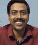 """Mrityunjay """"Matun"""" Mondal, the coordinator of Amader Eskul"""